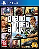 GTA 5 PS-4 UK multi