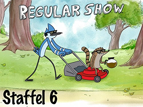 Regular Show – Staffel 6