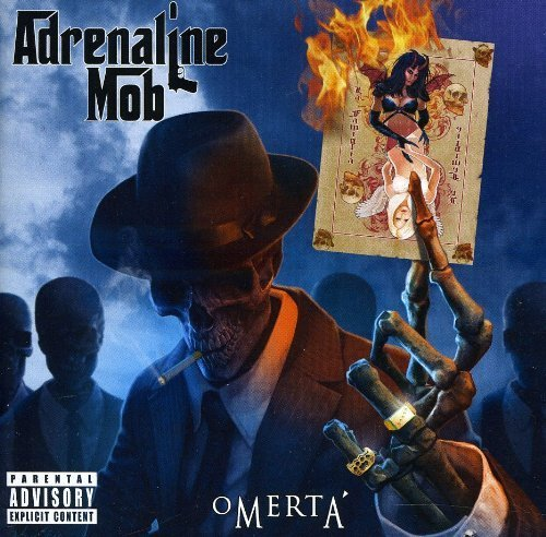 Omerta by Adrenaline Mob (2012) Audio CD