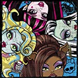 Monster High Luncheon Napkins, 16ct
