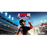 Xbox One RBI 18 Baseball
