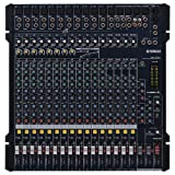 Yamaha Commercial YAMMG206C MG C Series Utility Mixing Console Lightweight 20 Input Channels 6 Busses(MG206C)