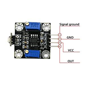 Small Module UVM-30A UV Sensor Module With A Linear Output Signal Amplification