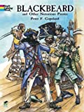 Blackbeard and Other Notorious Pirates Coloring Book (Dover History Coloring Book) (0486440036) by Copeland, Peter F.