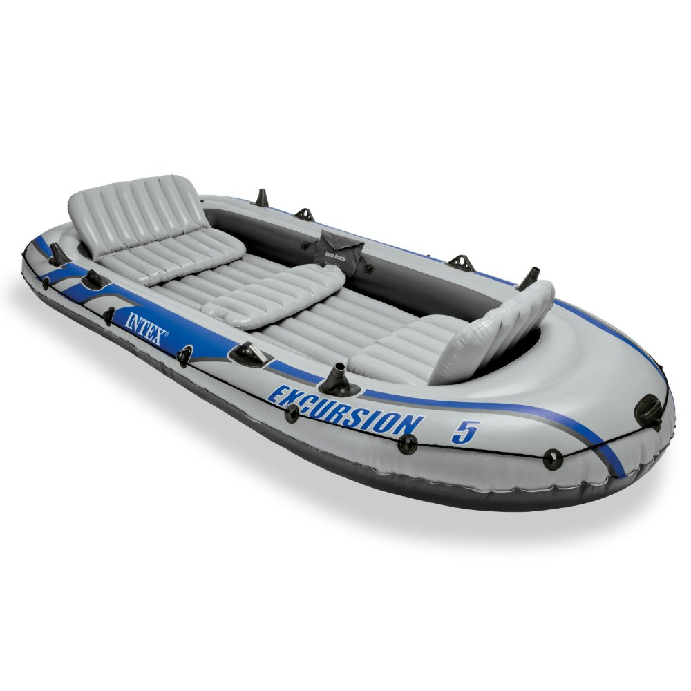 What are the best inflatable fishing boats? [Buying Guide