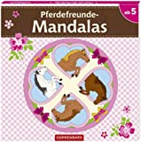 Pferdefreunde-Mandalas: (Verkaufseinheit)