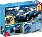 Playmobil City Action 5528 RC Police...