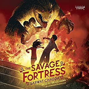 The Savage Fortress Audiobook