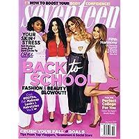 Seventeen Magazine 表紙画像