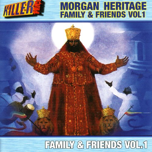 VA - The Morgan Heritage Family And Friends Volume One (1998) [FLAC] Download