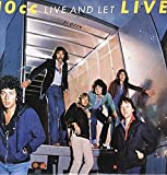 10cc - Live And Let Live - Mercury - 6641 714, Mercury - 9199 322/3