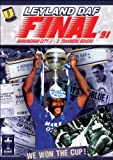 Birmingham City 3 Tranmere Rovers 2 - Leyland Daf Trophy Final 1991 [DVD] [Reino Unido]