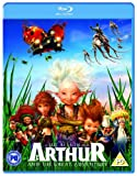 Arthur And The Great Adventure [Blu-ray]