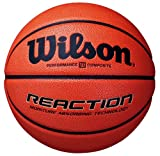 Acquista Wilson Reaction Pallone da Basket, 7