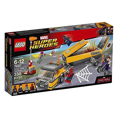 LEGO-Marvel-Super-Heroes-76067-Tanker-Truck-Takedown