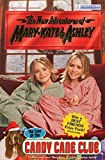 img - for New Adventures of Mary-Kate & Ashley #32: The Case of the Candy Cane Clue: (The Case of the Candy Cane Clue) book / textbook / text book