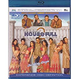 Housefull 2 (2 Disc Blu Ray Set) (Bollywood Blu Ray With English Subttitles) [Blu-ray]