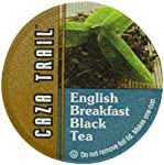 Caza Trail Tea, Single Serve Cup for Keurig K-Cup Brewers, 24 Count made by Sturm Foods, Inc.