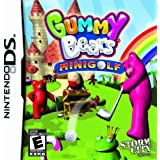 Gummy Bears Mini Golf - Nintendo DS