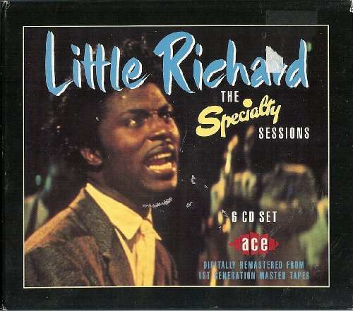 Little Richard  – The Specialty Sessions (6 CD BoxSet) (1989) [FLAC]