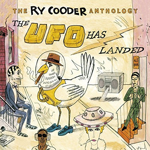 The Ry Cooder Anthology: The UFO Has Landed [2 CD] by Rhino (2008-10-28)