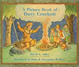 img - for A Picture Book of Davy Crockett (Picture Book Biographies) (Picture Book Biography) book / textbook / text book