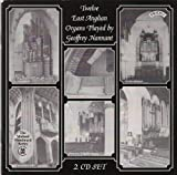 Geoffrey Hannant Twelve East Anglian Organs