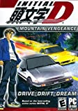 Initial D: Mountain Vengeance - PC by Valuesoft