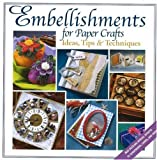 img - for Embellishments for Paper Crafts book / textbook / text book