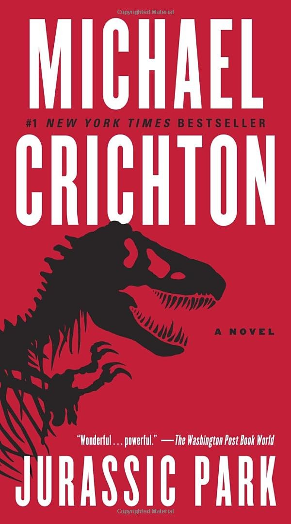 an overview of the novel jurassic park by michael crichton