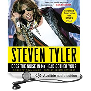 Does the Noise in My Head Bother You?: The Autobiography (Unabridged)