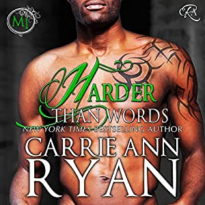 Harder than Words Audiobook