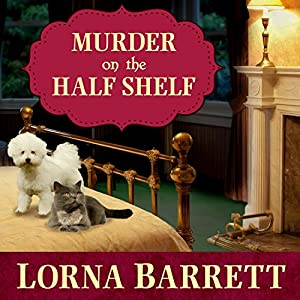 Murder on the Half Shelf Audiobook
