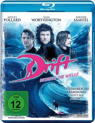Drift - Besiege die Welle [Blu-ray]