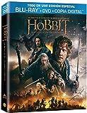 El Hobbit: La Batalla De Los Cinco Ejércitos - Edición Especial (BD + DVD + Copia Digital) [Blu-ray]