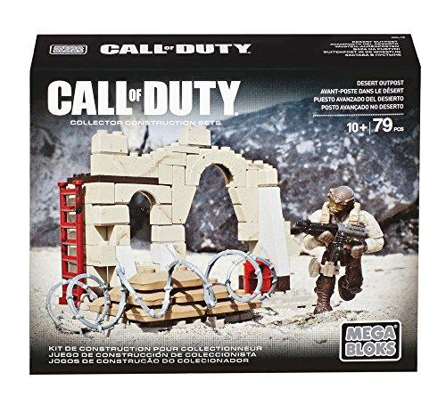 Mega Bloks 06846U - Call of Duty Desert Outpost