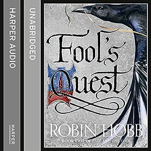 Fool's Quest Hörbuch
