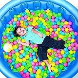 100 52027 bolas de colores - bolas de pl�stico - piscina de bolas - Bolas de piscina