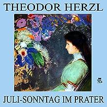 Juli-Sonntag im Prater (       ungekürzt) von Theodor Herzl Gesprochen von: Walter Gellert