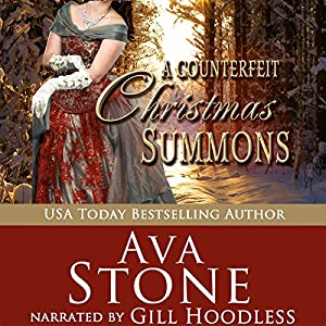 A Counterfeit Christmas Summons Audiobook
