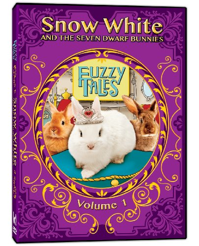 Fuzzy Tales: Snow White and the Seven Dwarf Bunnies (Full Frame, Amaray Case)