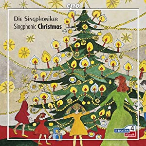 Singphonic Christmas:  Christmas Songs from Europe
