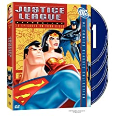 Justice League - Season One (DC Comics Classic Collection): George Newbern, Kevin Conroy, Susan Eisenberg, Michael Rosenbaum, Phil LaMarr, Carl Lumbly, Maria Canals, Bruce W. Timm