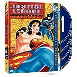 Justice League: Season 1 (DC Comics Classic Collection) ~ George Newbern