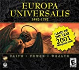Europa Universalis (Jewel Case) - PC