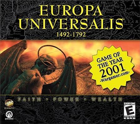 Europa Universalis (Jewel Case)