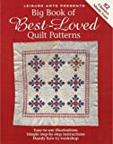 Big Book of Best-Loved Quilt Patterns (0848725557) by Leisure Arts, Inc