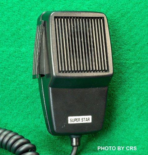 Mic / Microphone For 5 Pin Ssb Cobra / Uniden Cb Radio - Workman Dm507-5
