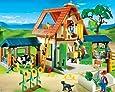 Playmobil - 4490 - La Vie à la ferme - Ferme