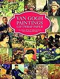 Van Gogh Paintings Giftwrap Paper (Giftwrap--2 Sheets, 1 Designs) (0486298310) by Van Gogh, Vincent